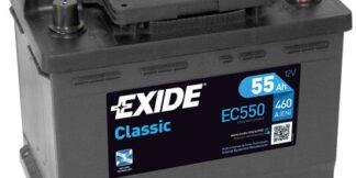 Aku EXIDE 12/55 55559 CLASSIC