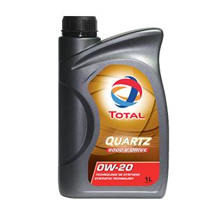 TOTAL QUARTZ 9000 V-DRIVE 0W20 1L VOLVO