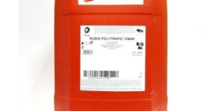 TOTAL RUBIA POLYTRAFIC 10W40 20L