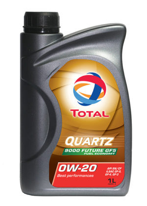 TOTAL QUARTZ 9000 FUTURE GF5 0W20 1L