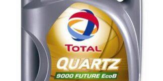 TOTAL QUARTZ 9000 FUTURE ECOB 5W20 5L
