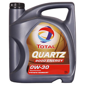 TOTAL QUARTZ 9000 ENERGY 0W30 5L