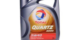 TOTAL QUARTZ 9000 5W40 PSA 5L